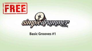 basic grooves, beginner drum lesson, beginner beats, basic drum beats, beginner drums