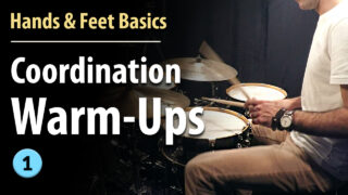 coordination drums, independence drums, easy drum lessons, drum exercises for feet, drumming feet exercises