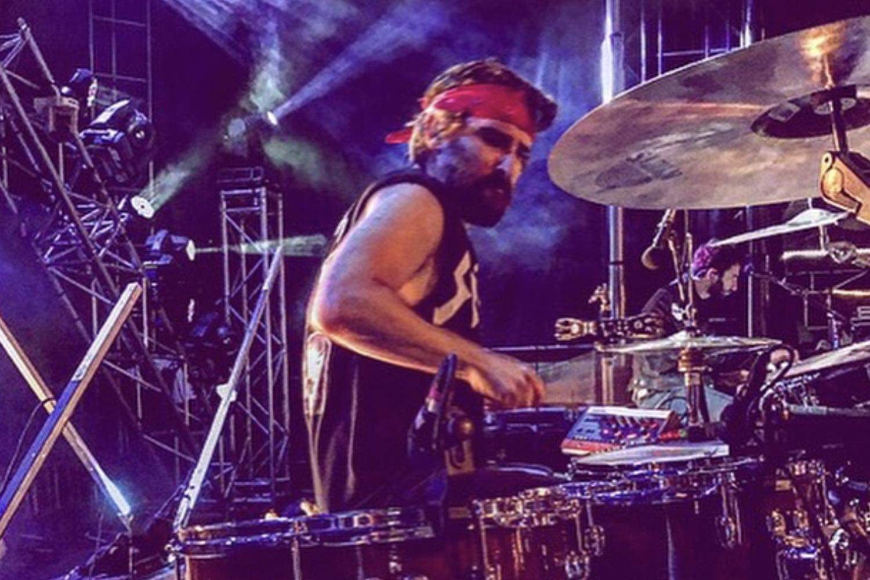 josh trager, canadian drummer, sam roberts band, yamaha drums, yamaha drummer, sam roberts drummer, drummer interview,