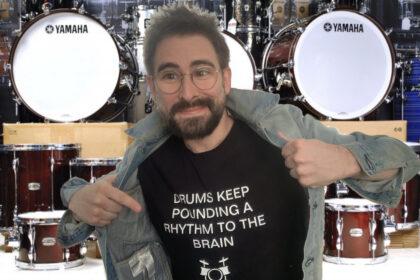 josh trager, canadian drummer, sam roberts band, yamaha drums, yamaha drummer, sam roberts drummer, drummer interview, yamaha drums