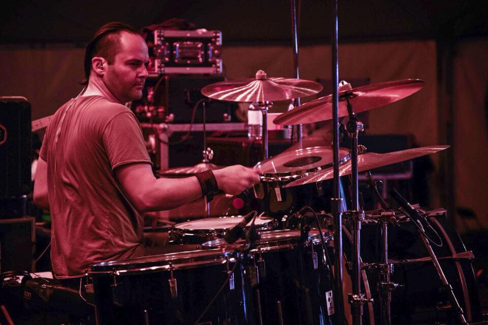 Chuck Keeping, Big Wreck, drummer, Canadian drummer, sonor drums, online drum lessons, rock drums