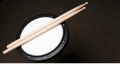 practice pad, drums pad, practice pad drums, pad exercises, diddles, rudiments, technique, stick techniuqe, beginner drum lessons, stick technique