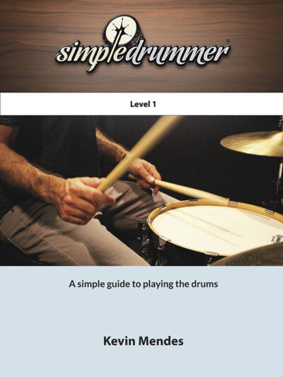 shop, simpledrummer shop, simpledrummer book, beginner drumming book, drum book, book for beginner drums, drums for beginners, basic drums, basic drumming, learn to play drums book