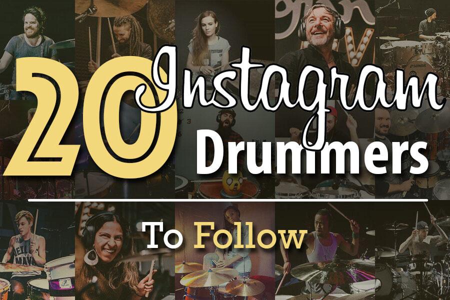 instagram drummers, instagram, famous drummers, upcoming drummers, drummer blog, drum lessons, beginner drum lessons, best instagram drum accounts, instagram drummer, drum community, drummers to follow, drummers on instagram, female drummers instagram, celebrity drummers, famous female drummers, drum heroes, drumming influences